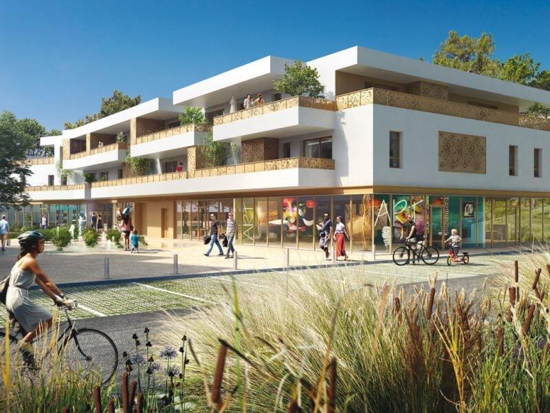 proarmature - actualité Nouveau programme de logements Coeur Boisé à Capbreton