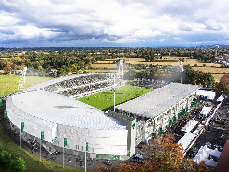 proarmature - actualité stade du Hameau à Pau