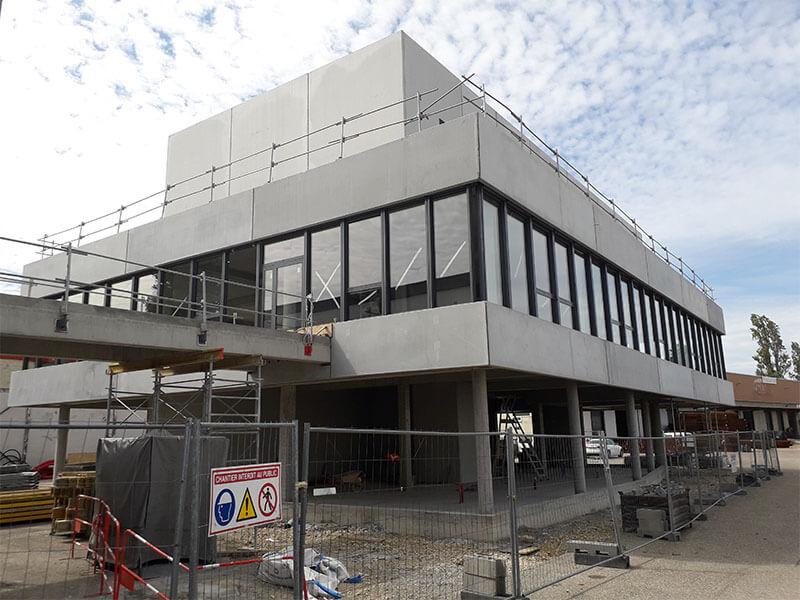proarmature - actualité Nouveau Centre Administratif Corbas
