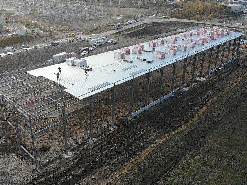 proarmature - actualité Chantier nouvelle usine de Savoie
