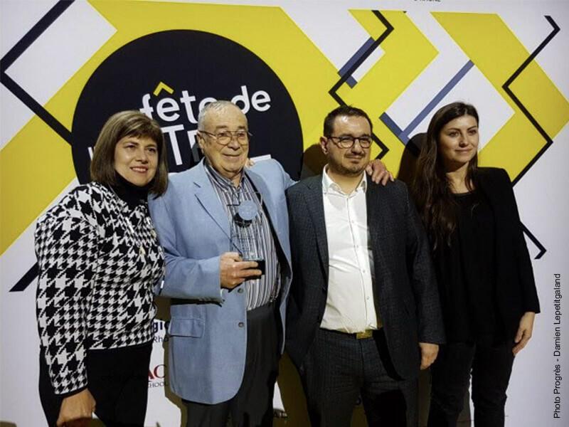 proarmature - actualité Trophée Chef d'Entreprise de l'année