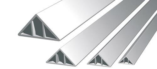 pro armature - catelogue - PROFIL PVC DE CHANTIER